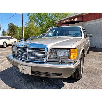 1988 Mercedes-Benz 420SEL for sale 101501295