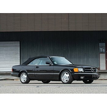 1988 Mercedes-Benz 560SEC for sale 101096387
