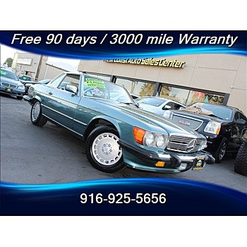 1988 Mercedes-Benz 560SL for sale 101036177