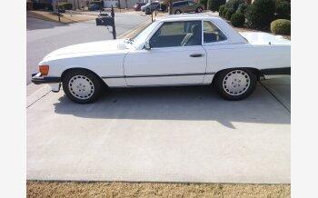 1988 Mercedes-Benz 560SL for sale 101439904