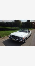 1988 Mercedes-Benz 560SL for sale 100746823