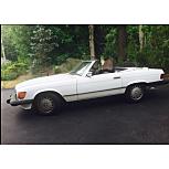1988 Mercedes-Benz 560SL for sale 100777652