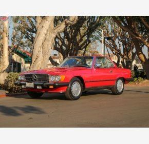 1988 Mercedes-Benz 560SL for sale 100930053
