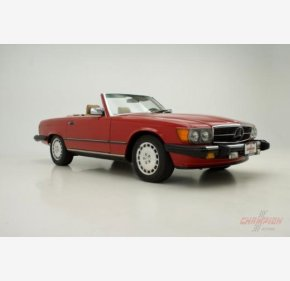 1988 Mercedes-Benz 560SL for sale 100987061
