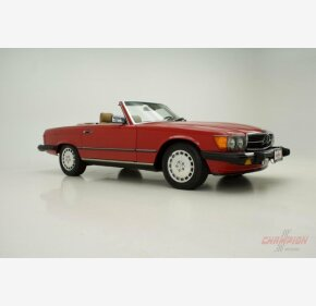 1988 Mercedes-Benz 560SL for sale 100987061