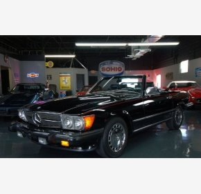 1988 Mercedes-Benz 560SL for sale 101014635