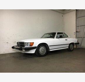 1988 Mercedes-Benz 560SL for sale 101056821
