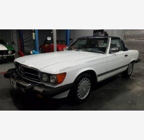 1988 Mercedes-Benz 560SL for sale 101076302