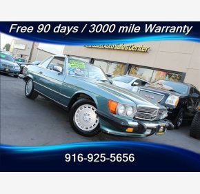 1988 Mercedes-Benz 560SL for sale 101090009