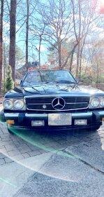 1988 Mercedes-Benz 560SL for sale 101101076