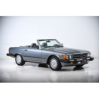1988 Mercedes-Benz 560SL for sale 101119252