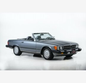 1988 Mercedes-Benz 560SL for sale 101119252