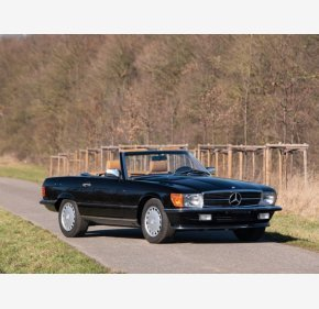 1988 Mercedes-Benz 560SL for sale 101120475
