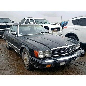 1988 Mercedes-Benz 560SL for sale 101142357