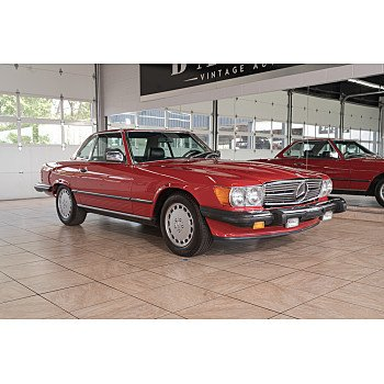 1988 Mercedes-Benz 560SL for sale 101162901