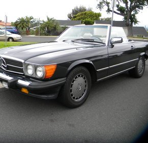 1988 Mercedes-Benz 560SL for sale 101168756
