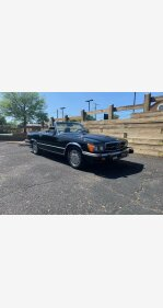 1988 Mercedes-Benz 560SL for sale 101171845