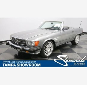 1988 Mercedes-Benz 560SL for sale 101188642