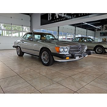 1988 Mercedes-Benz 560SL for sale 101189575