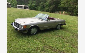 1988 Mercedes-Benz 560SL for sale 101193917