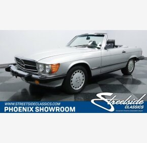 1988 Mercedes-Benz 560SL for sale 101224865