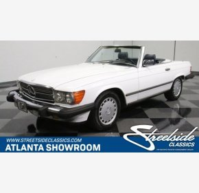 1988 Mercedes-Benz 560SL for sale 101233026