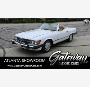1988 Mercedes-Benz 560SL for sale 101235586