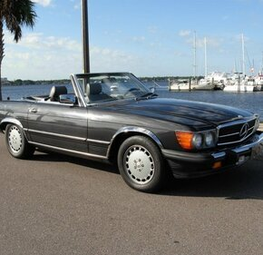 1988 Mercedes-Benz 560SL for sale 101257395