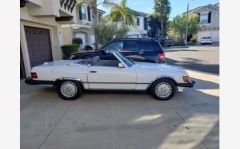 1988 Mercedes-Benz 560SL for sale 101265626