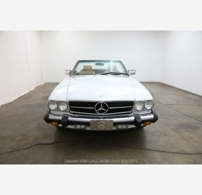 1988 Mercedes-Benz 560SL for sale 101272904