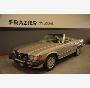 1988 Mercedes-Benz 560SL for sale 101273514