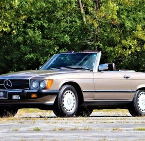 1988 Mercedes-Benz 560SL for sale 101276985