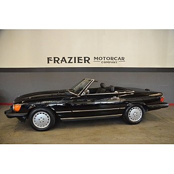 1988 Mercedes-Benz 560SL for sale 101287603