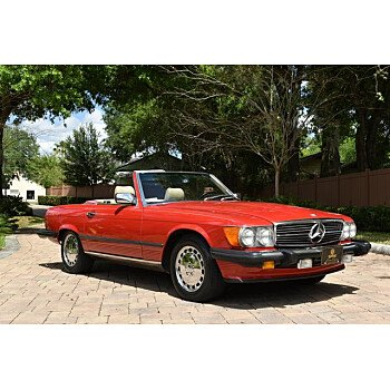 1988 Mercedes-Benz 560SL for sale 101297100