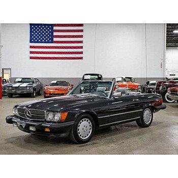 1988 Mercedes-Benz 560SL for sale 101302971