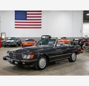 1988 Mercedes-Benz 560SL for sale 101302971