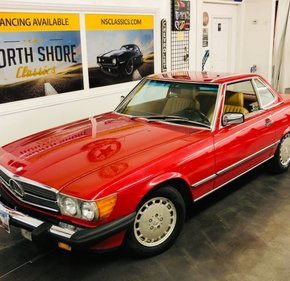 1988 Mercedes-Benz 560SL for sale 101307412