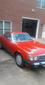 1988 Mercedes-Benz 560SL for sale 101342003