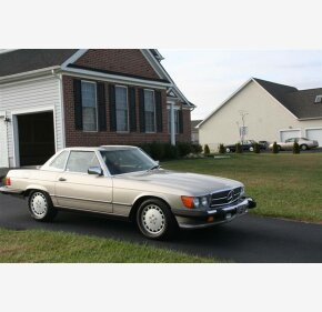 1988 Mercedes-Benz 560SL for sale 101343737