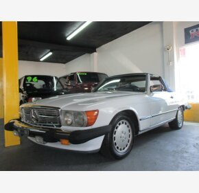 1988 Mercedes-Benz 560SL for sale 101346243