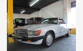 1988 Mercedes-Benz 560SL for sale 101346243