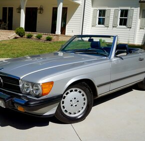 1988 Mercedes-Benz 560SL for sale 101349175