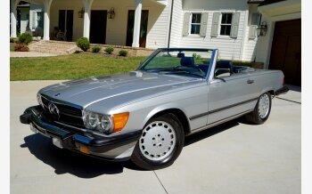 1988 Mercedes-Benz 560SL for sale 101349175