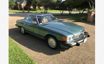 1988 Mercedes-Benz 560SL for sale 101349965