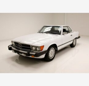 1988 Mercedes-Benz 560SL for sale 101359825