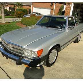 1988 Mercedes-Benz 560SL for sale 101360332