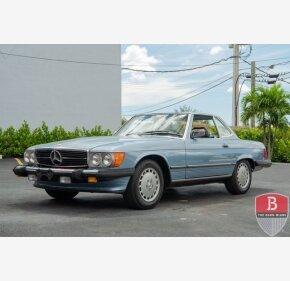 1988 Mercedes-Benz 560SL for sale 101364389