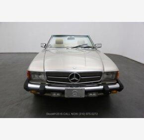 1988 Mercedes-Benz 560SL for sale 101378077