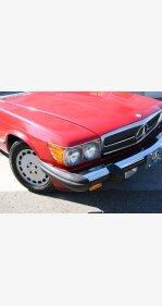 1988 Mercedes-Benz 560SL for sale 101381811