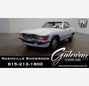 1988 Mercedes-Benz 560SL for sale 101384125